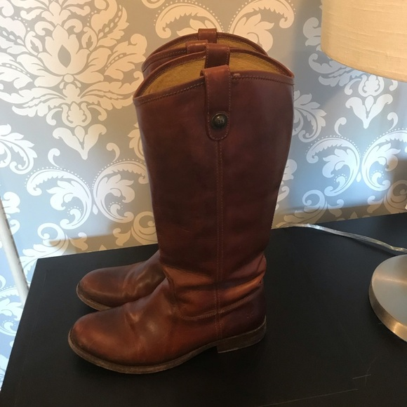 Frye Shoes - FRYE MELISSA RIDING BOOTS